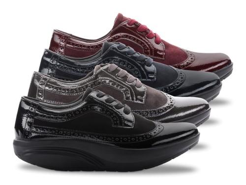 Pure Oxford női cipő - Walkmaxx 6e2d2dc8b0