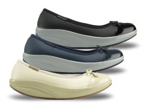 Comfort Balerina cipő Walkmaxx