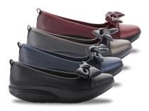 Comfort őszi balerina cipő