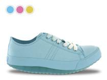 Trend ombre szabadidőcipő