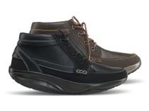 Comfort alkalmi magasszárú férfi cipő