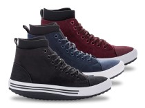 Comfort magasszárú szabadidőcipő 2.0