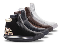 Comfort magasszárú női cipő 4.0