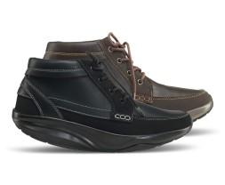 Comfort alkalmi magasszárú férfi cipő Walkmaxx