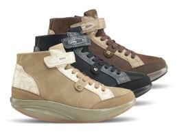 Comfort magasszárú női cipő Walkmaxx