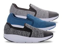 Comfort uniszex vászoncipő