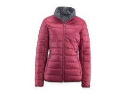 Fit női vastag kabát
