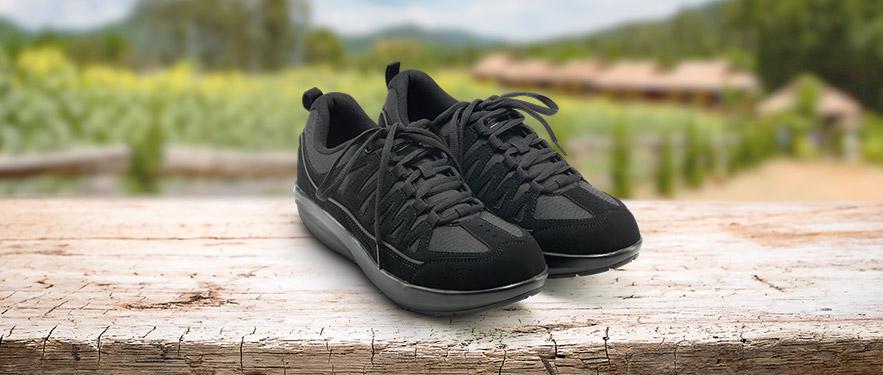 Új Black Fit cipő