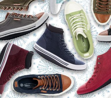 Szabadidőcipő vásár