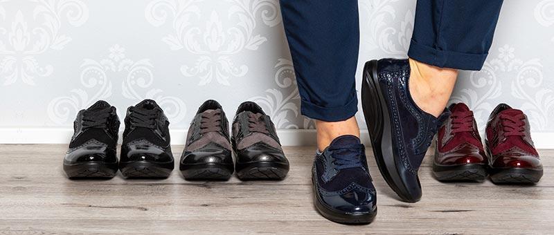 Pure Oxford női cipő