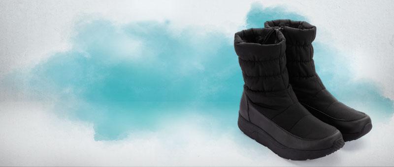 Comfort férfi téli csizma 4.0