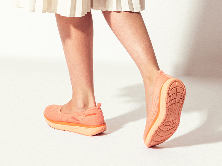 Walkmaxx Comfort kötött balerina