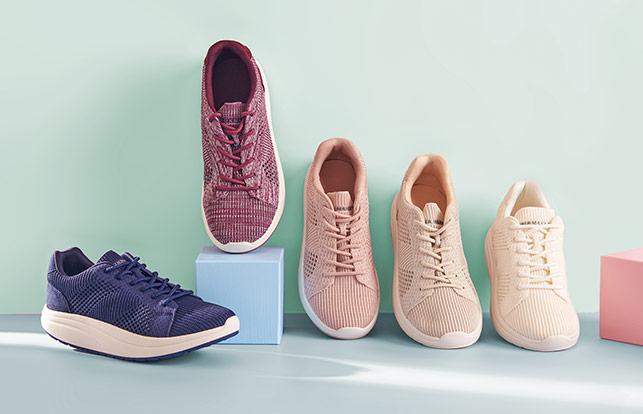 Walkmaxx Comfort kötött női sneaker W