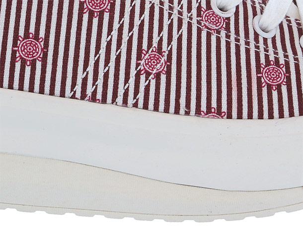Walkmaxx Trend csíkos szabadidőcipő